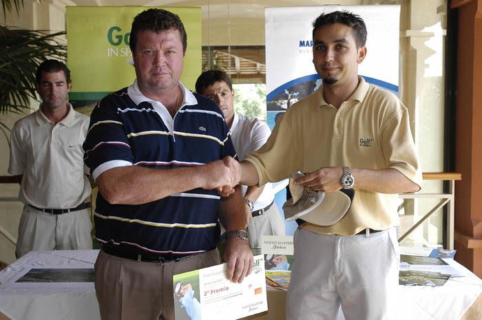 I Torneo de Golf Marina Sun